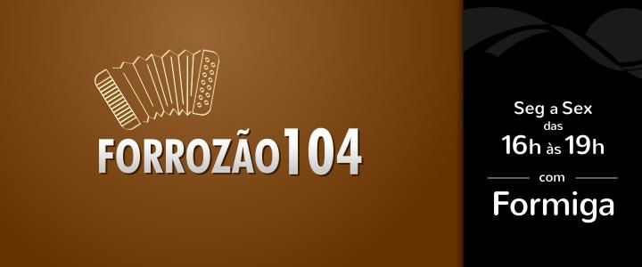 Forrozão da 104 com Formiga