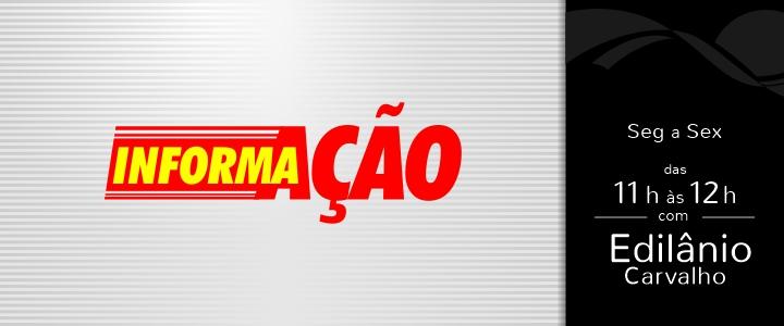Informação com Edilânio Carvalho