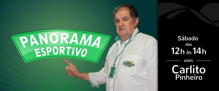 Panorama Esportivo com Carlito Pinheiro