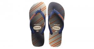 Sandálias havaianas trend - azul