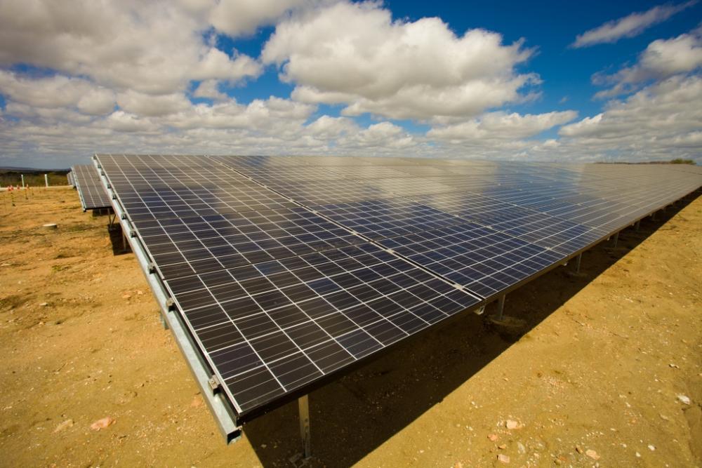 Resultado de imagem para energia solar ceara