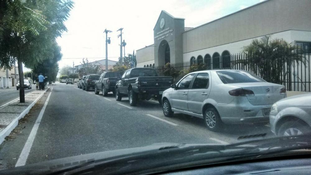 PF deflagra operação em Limoeiro do Norte contra crimes ao sistema financeiro