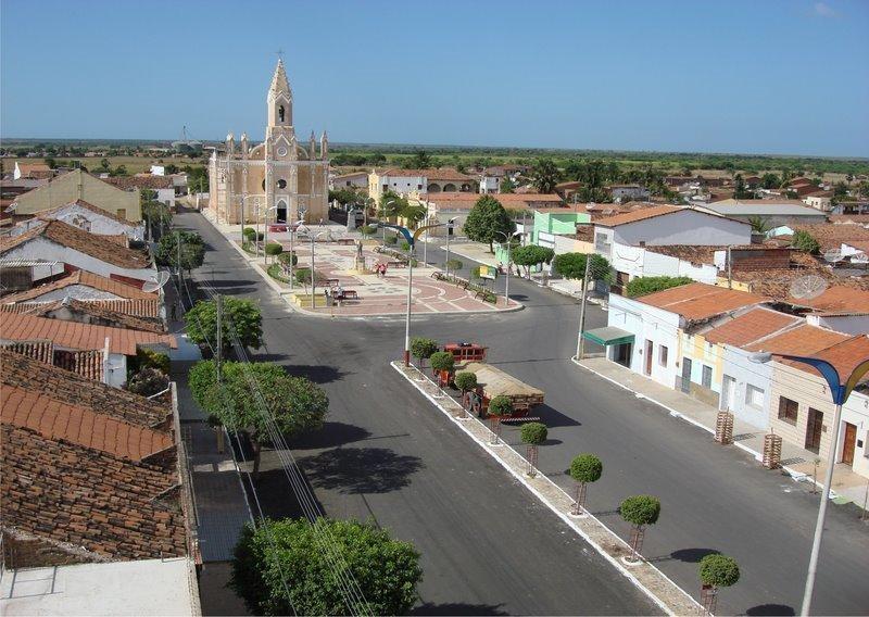 Tabuleiro do Norte Ceará fonte: tvj1.com.br