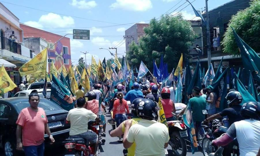 Candidatos a prefeito de Limoeiro do Norte poderão gastar até R$ 128 mil na  campanha eleitoral de 2016 - TVJ1