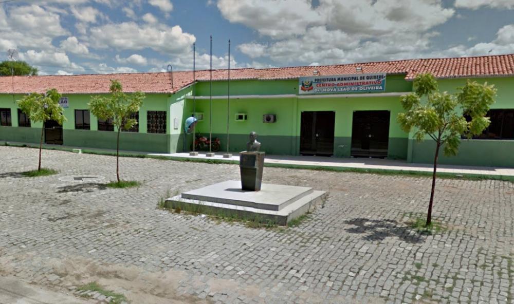 Resultado de imagem para prefeitura de quixeré