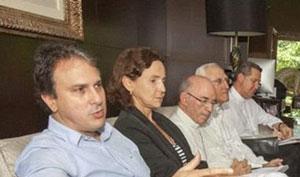 Primeiro encontro do Governador Camilo Santana com representantes da CNBB