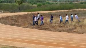 O Deputado Federal Cabo Sabino (PR-CE) visitou o campus e encontrou várias irregularidades