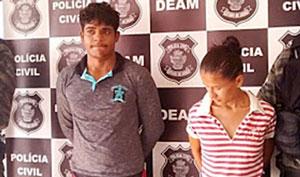 Tiago Lemos da Silva e Regina Rocha Lopes