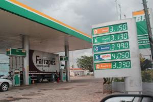Posto Combustível