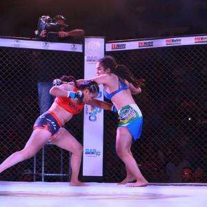 Luta Feminina UFC