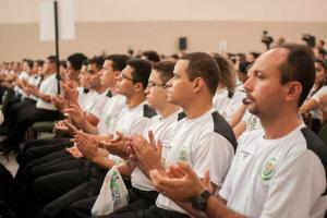 Aula inaugural do Curso de Formação da Polícia Civil