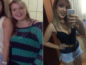 Carla Nogueira Antes e Depois